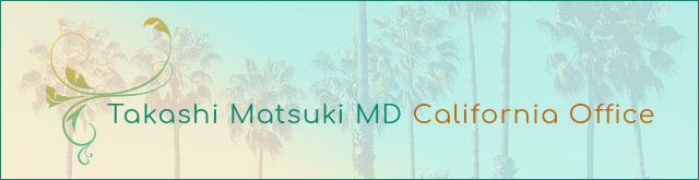 Takashi Matsuki MD California Clinic