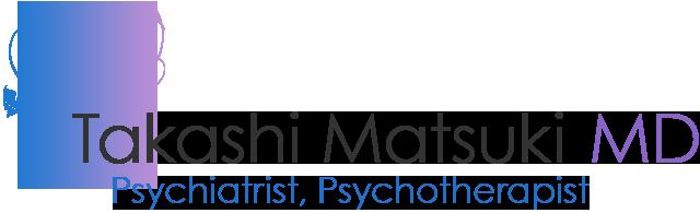 Takashi Matsuki MD Psychiatrist, Psychotherapist