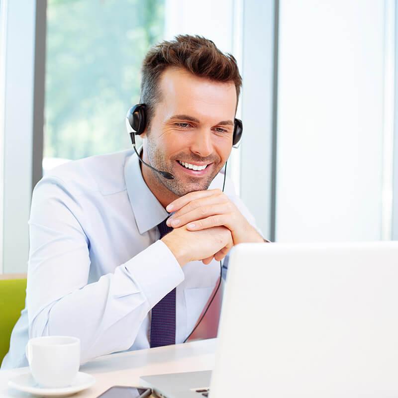 オンラインビデオ通話を用いた遠隔診療・カウンセリング